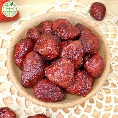 菓青市集 大湖草莓乾230g