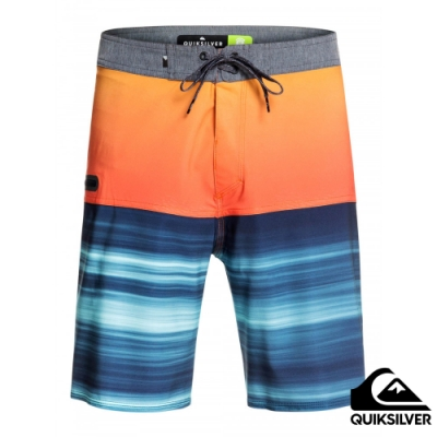 【QUIKSILVER】HIGHLINE HOLD DOWN 20吋衝浪褲 橘