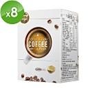 COFFCO 蘇逸洪推薦世界發明金獎防彈黑咖啡*8盒(7包/盒)