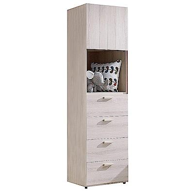 AS-弗雷亞2尺四抽衣櫥-60x59x202cm