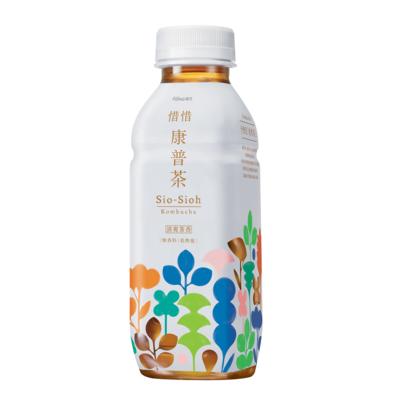 【惜惜】康普茶420ml x 4入(清爽茶香)
