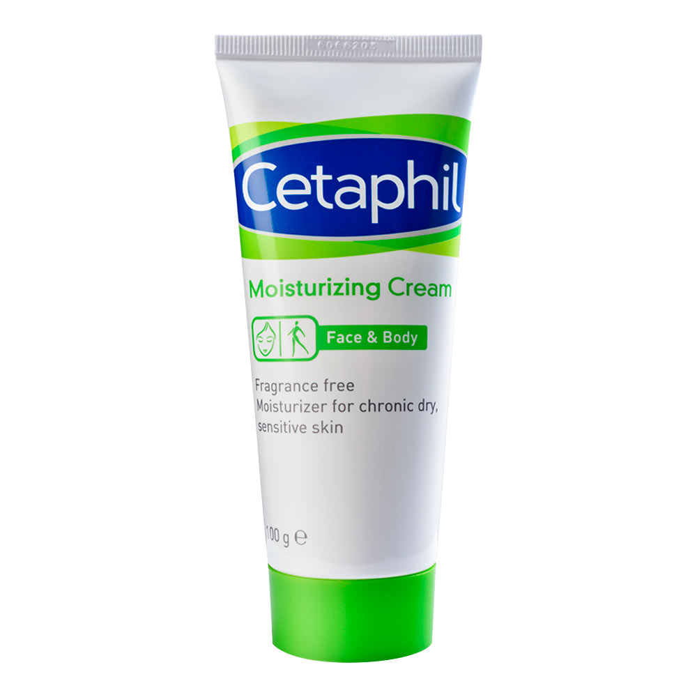 Cetaphil舒特膚 長效潤膚霜 100g