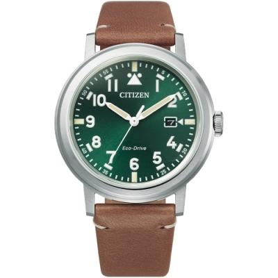 CITIZEN 星辰 飛行風格時尚錶(AW1620-13X)40mm