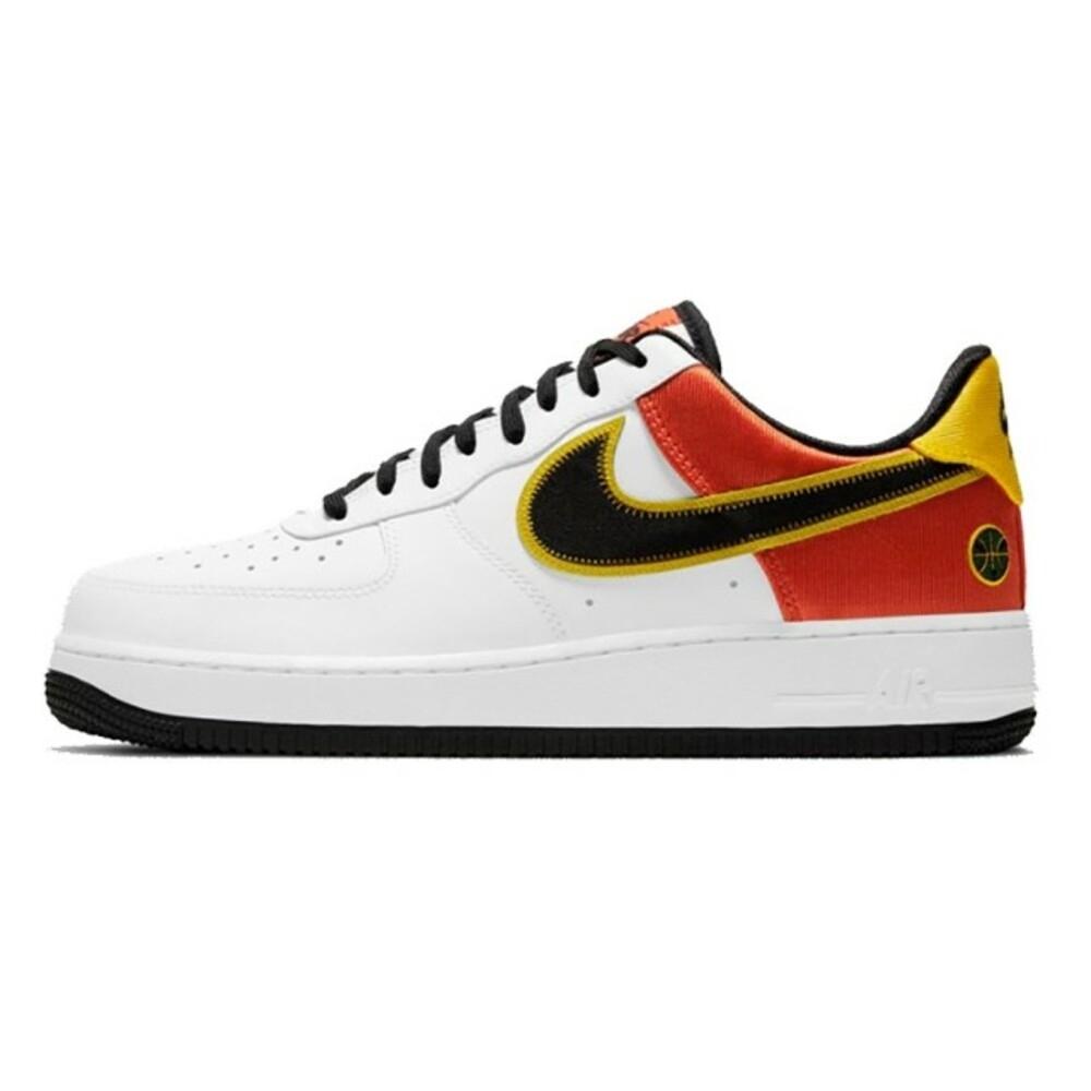 Nike Air Force 1 '07 LV8 男休閒鞋-白-CU8070100