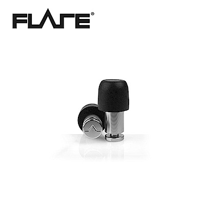 Flare Isolate MiNi系列鈦金屬專業級英國防躁耳塞 金屬銀色款