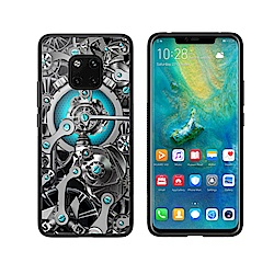 NILLKIN HUAWEI Mate 20 Pro 時空玻璃手機殼