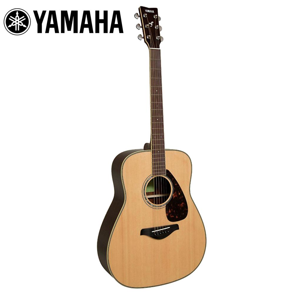 [無卡分期-12期] YAMAHA FG830 NT 面單民謠木吉他 原木色款