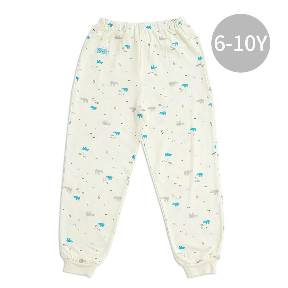 奇哥 摺紙趣長褲-高效蓄熱恆溫布(6-10歲)