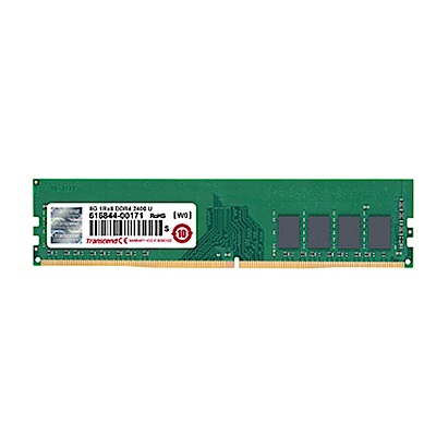 創見JetRam DDR4-2400 4G 桌上型記憶體
