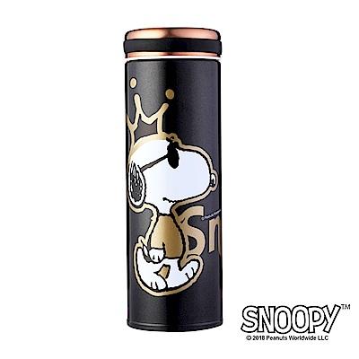 史努比SNOOPY 奢耀#304不銹鋼輕量真空保溫瓶500ml(快)