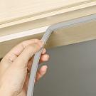 (2入)門窗防蟲 防塵 隔音 氣密條3M背膠/門擋 門縫 氣窗貼條