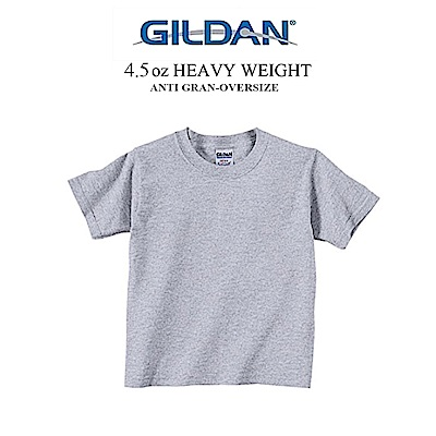 GILDAN 吉爾登美國棉素T 經典圓領短T多色