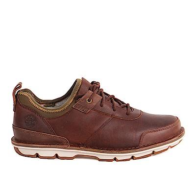 Timberland 男款Coltin咖啡色低筒鞋 | A1FYH231