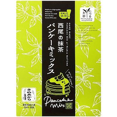 西尾製粉 西尾極致抹茶風味鬆餅粉(150g)