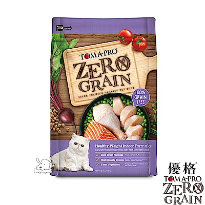TOMA-PRO 優格 天然零穀食譜 成貓 體重管理配方 14磅
