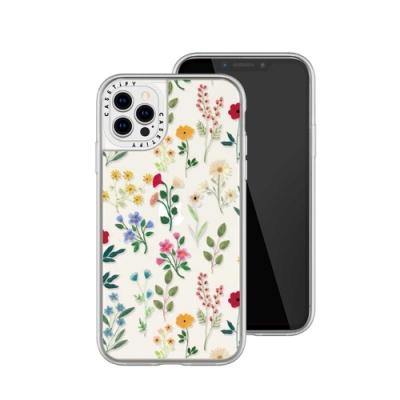 Casetify iPhone 12/12 Pro 輕量耐衝擊保護殼-春天花園
