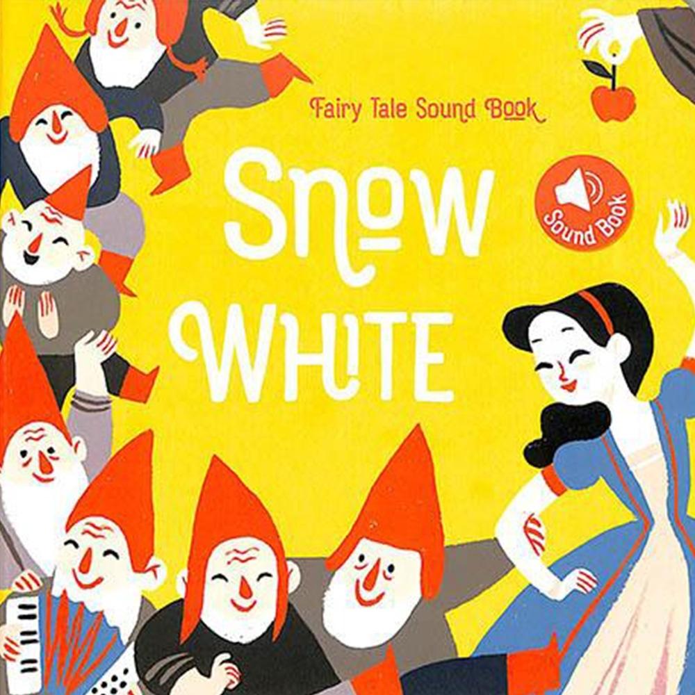 Snow White Fairy Tale Sound Book 白雪公主音效書