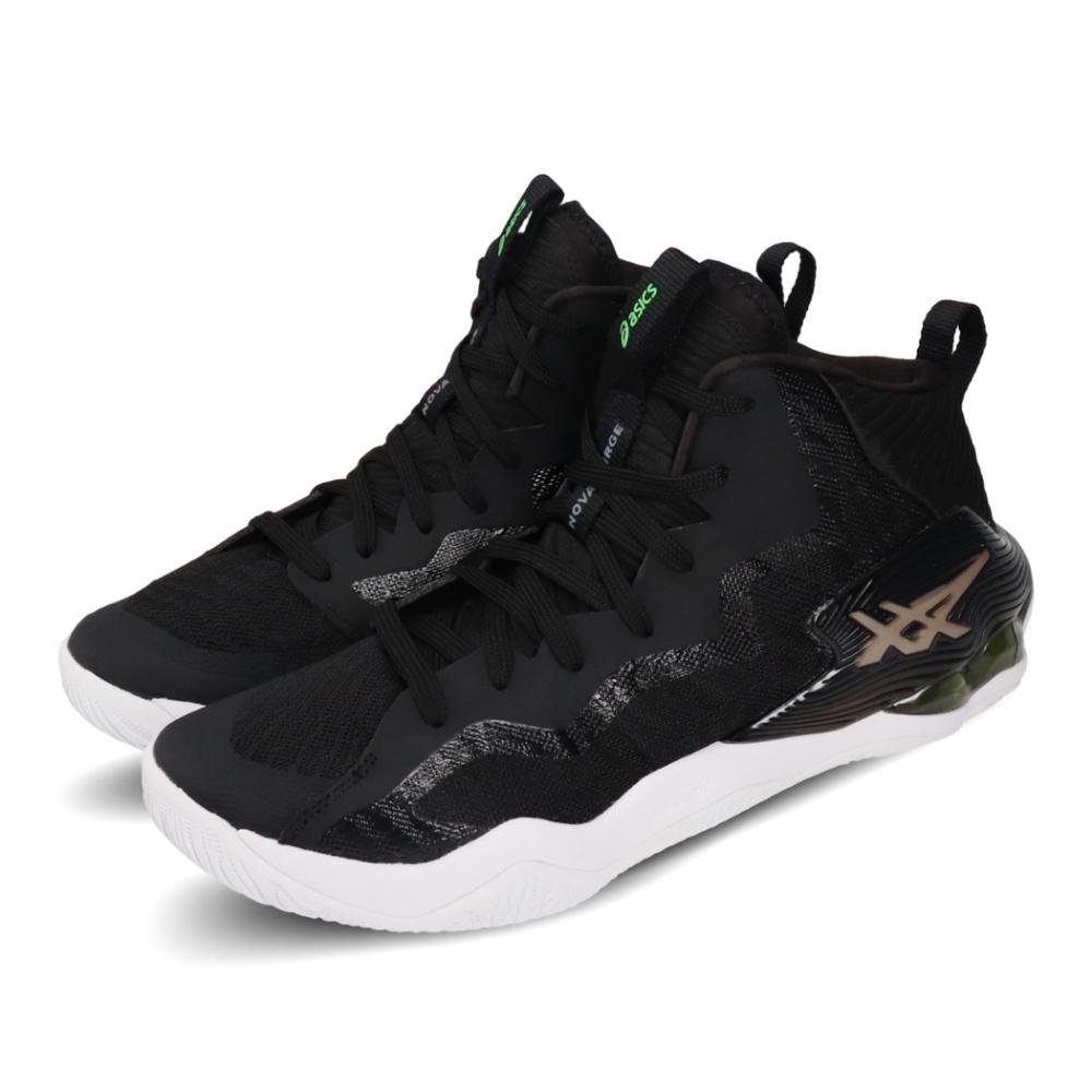 Asics 籃球鞋 Nova Surge 中筒 男鞋 @ Y!購物