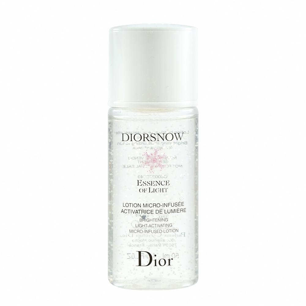 Dior 迪奧 雪晶靈透亮光采水凝露 50ml 1入組