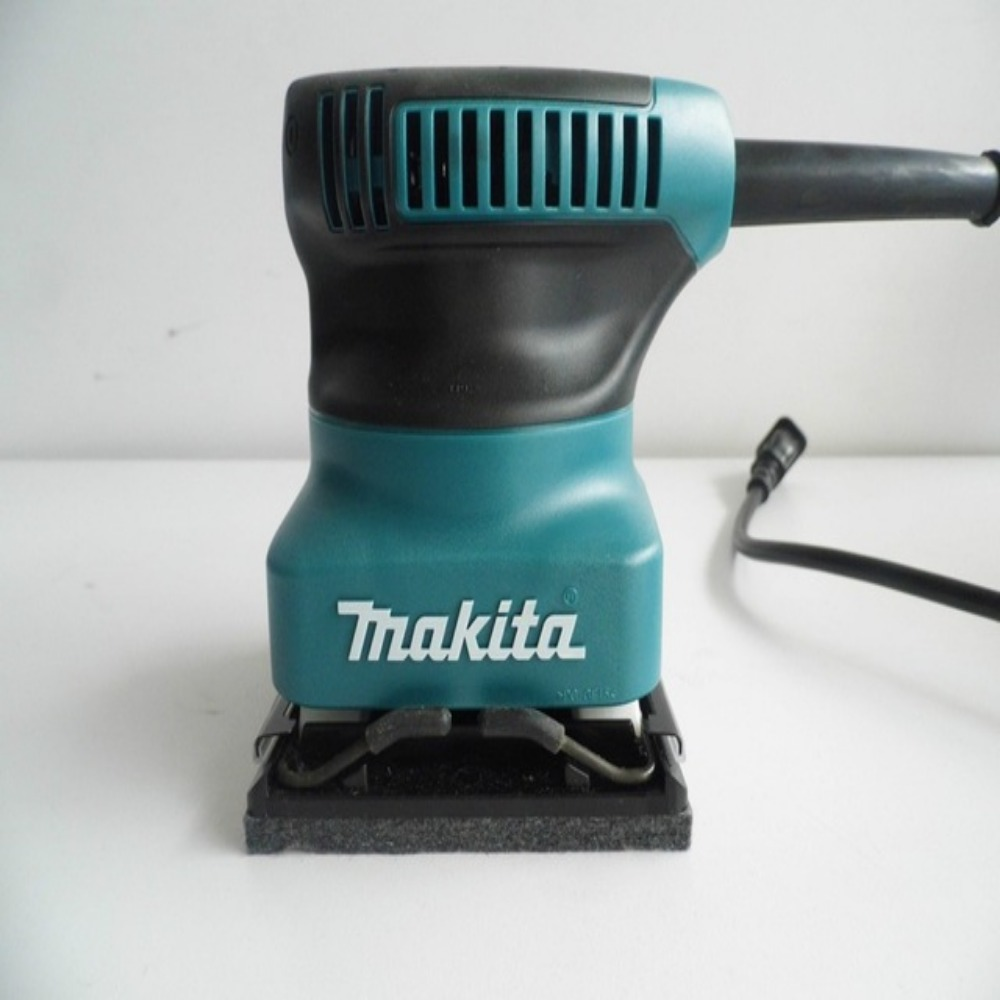 Makita 牧田 BO4510H 掌上型 電動砂紙機/拋光機