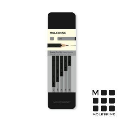 MOLESKINE 素描鉛筆組-5入