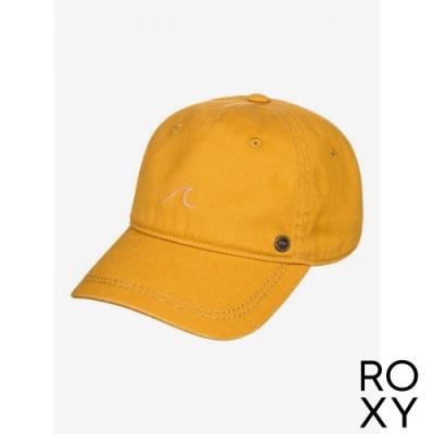 【ROXY】Next Level 棒球帽 黃色