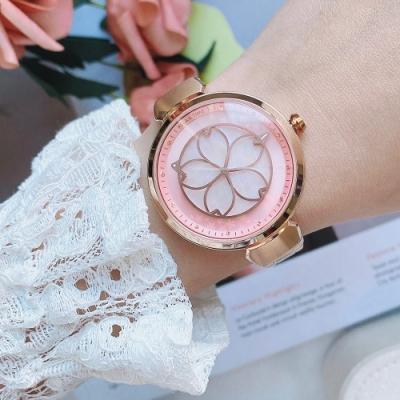 RELAX TIME 年度設計錶款 綻放系列 粉櫻 櫻花手錶(RT-72-1)