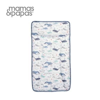 【Mamas & Papas】尿布墊-芬多鯨