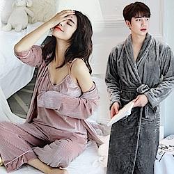 練習.喜歡自己 最美韓版居家休閒睡衣 熱銷