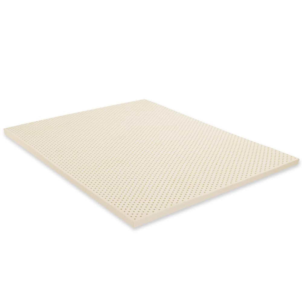 台灣製床家-50年馬來鑽石級大廠 3尺單人5cm 保證馬來製天然乳膠床墊