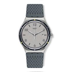 Swatch 金屬系列 ASPHALTISE 金屬-阿法提斯 -42.7mm