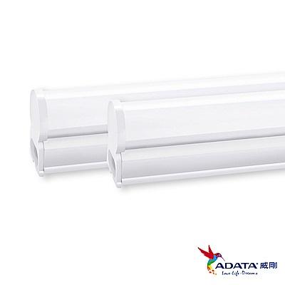 ADATA威剛 5W T5 1尺 LED層板燈(白光/黃光)_10入組