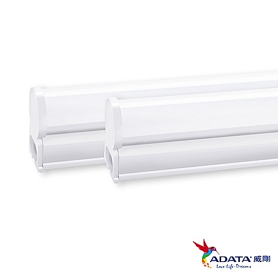 ADATA威剛 9W T5 2尺 LED層板燈(白光/自然光/黃光)_10入組