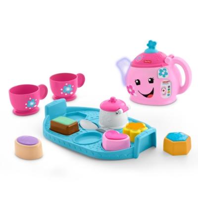 奇哥 Fisher price 費雪 智慧學習甜美禮儀茶具組