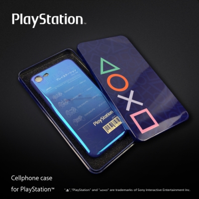 PlayStation 主題手機保護殼
