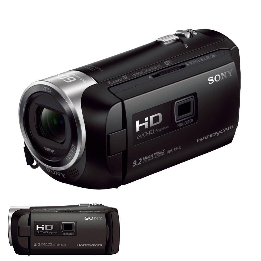 SONY HDR-PJ410 FULL HD高畫質數位攝影機*(中文平輸)