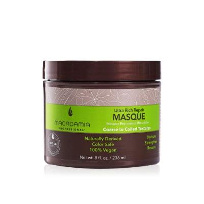 Macadamia Professional 瑪卡奇蹟油 超潤澤髮膜 236ml (新)