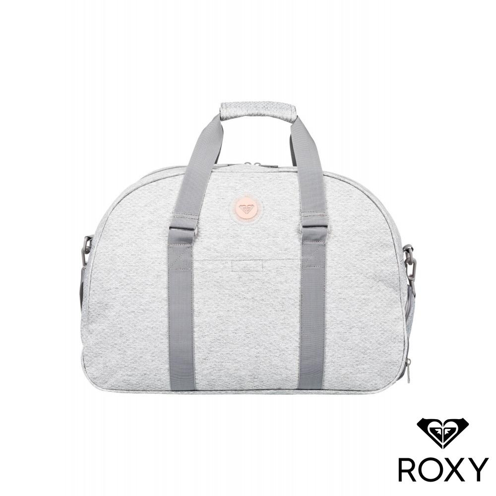【ROXY】FEEL HAPPY HEATHER 旅行袋 灰