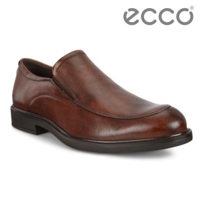 ECCO VITRUS III 歐式正裝紳士皮鞋 男鞋 琥珀色