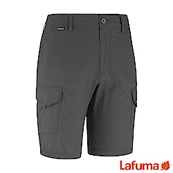 LAFUMA-男 CARGO 短褲-LFV113197523-黑藍