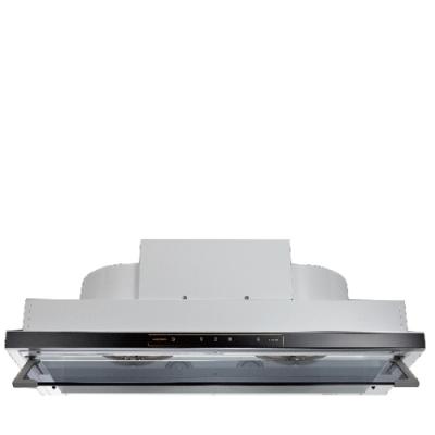(全省安裝)莊頭北80公分變頻處控面板隱藏式排油煙機白色烤漆TR-5765A-80CM