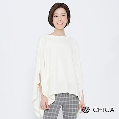 CHICA 美好晨日兩穿式排釦羊毛罩衫(3色)