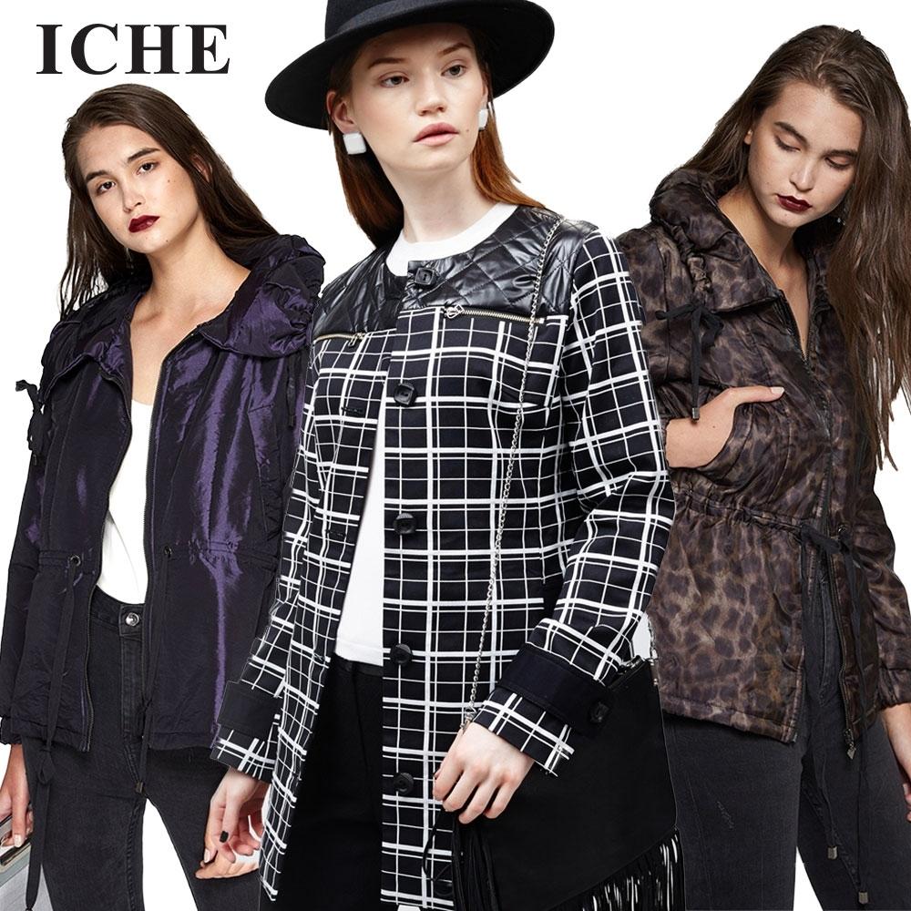 【時時樂限定】ICHE設計不撞衫外套,暖冬均ㄧ價$1790