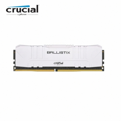 Micron Crucial Ballistix D4 3200/8G(白)(單支包)