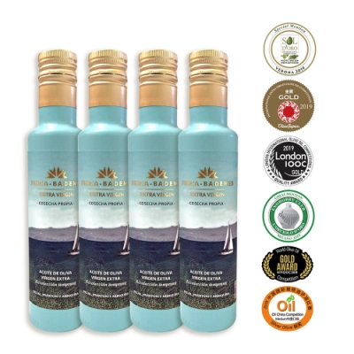 巴狄尼絲莊園 頂級初榨橄欖油250ml (4入特價組)