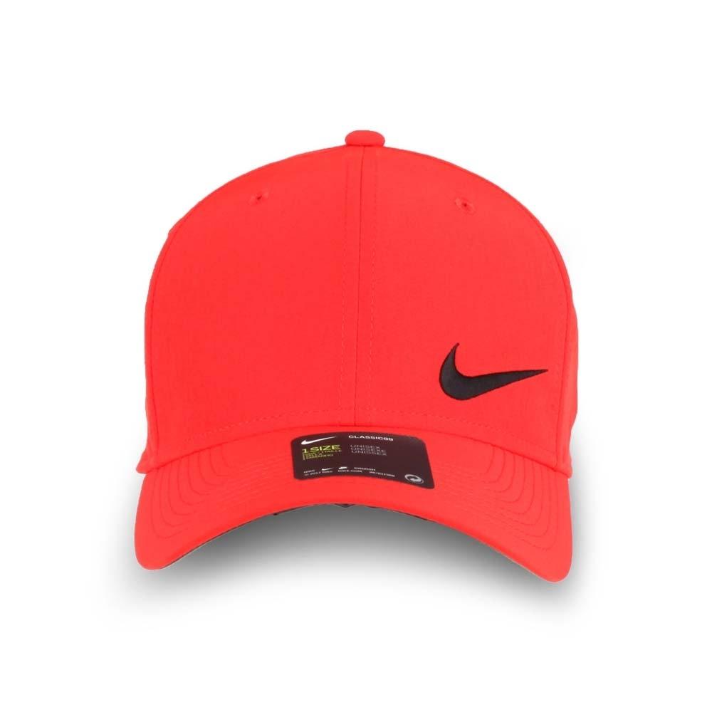 NIKE 運動帽  GOLF 紅黑