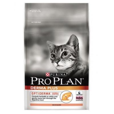 PRO PLAN冠能-化毛加強系列-成貓鮭魚化毛加強配方 2.5kg(兩包組)