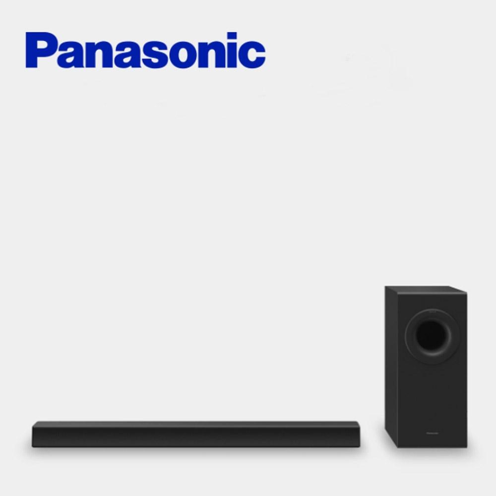 Panasonic 國際 soundbar 無線劇院組 SC-HTB490-K