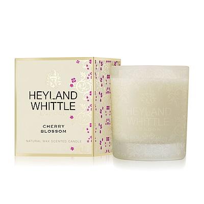 H&W英倫薇朵 櫻花香氛燭230g