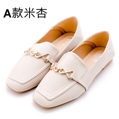 [時時樂限定]River&Moon大小尺碼樂福小皮鞋
